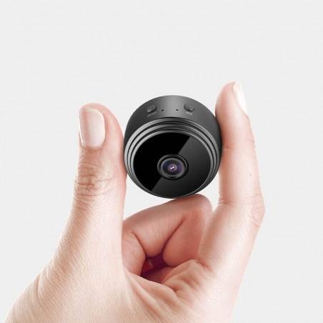 Camera Full HD 1080P WiFi option vision nocturne et détection de mouvement