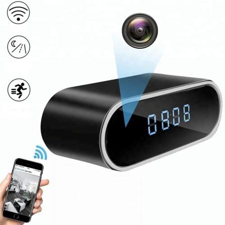 Caméra Full HD horloge WIFI