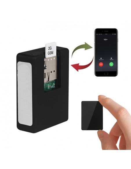 Appareil GSM écoute à distance en temps réel avec GPS