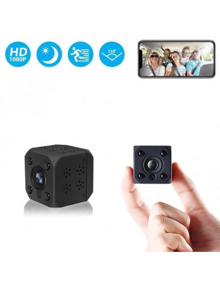 Mini caméra WIFI Full HD vision nocturne