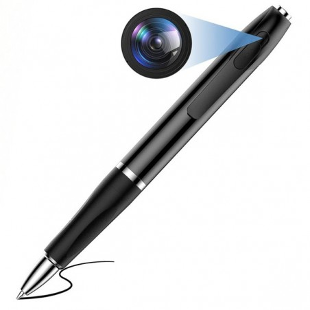 Stylo caméra espion Full HD 90 minutes
