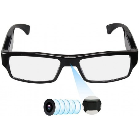 Lunettes caméra Full HD 90 minutes