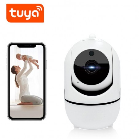 Caméra de surveillance Full HD WIFI accessible à distance